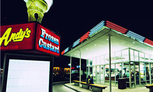 Commercial Project - Andy's Frozen Custard