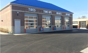 Commercial Project - Express Oil Change